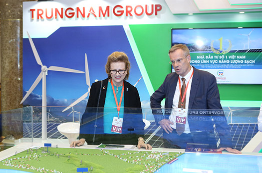 TRUNGNAM GROUP PARTICIPATED ON VIETNAM ENERGY SUMMIT 2020