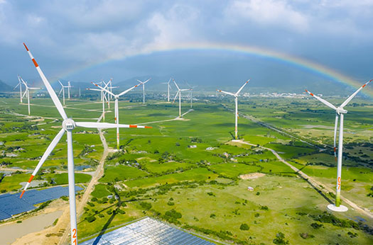 VIETNAM HAS THE LARGEST RENEWABLE ENERGY COMPLEX IN SOUTHEAST ASIA