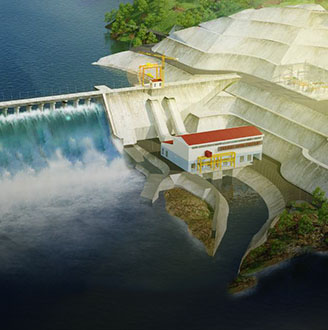 KRONG NO 3 HYDROPOWER PLANT